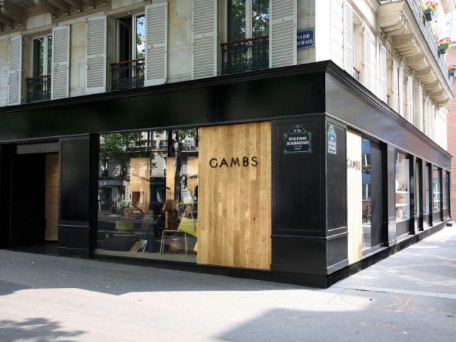 Nouvelle boutique - Hervé Gambs