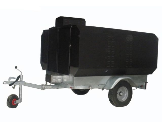 Barbecue automatique vertical - Lépine 2011