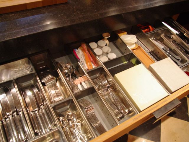 Cuisine de chef en sous-sol (suite) - Reportage cuisine sous-sol