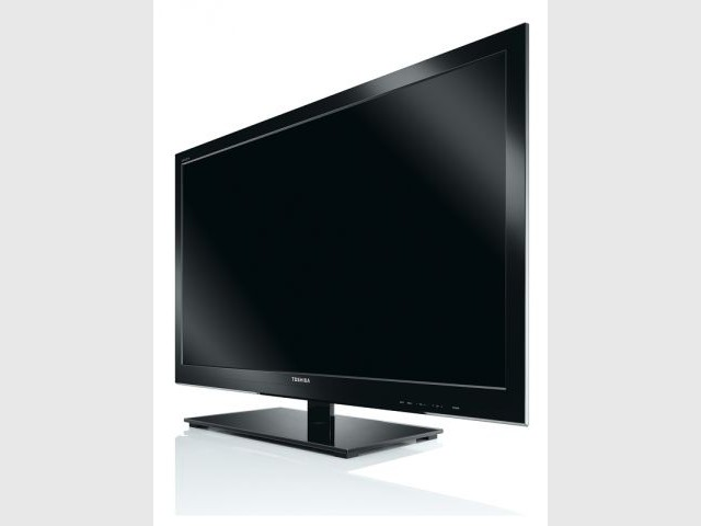 Toshiba - TV 3D