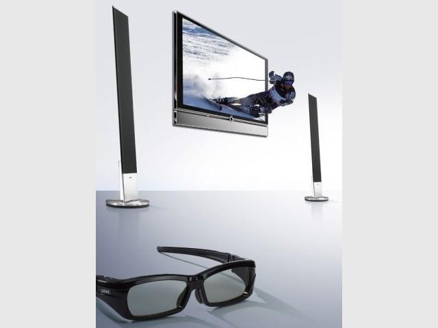 Quelques inconvénients pour l'instant - TV 3D
