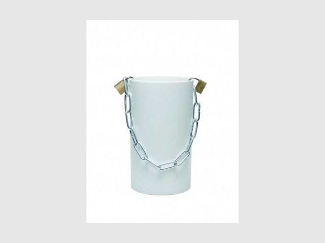 Chain Lock - Gallery S. Bensimon
