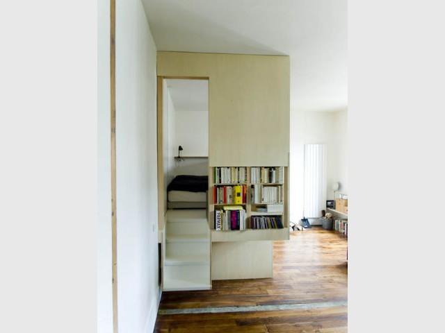 "Une ""chambre"" atypique - Studio 29m²"