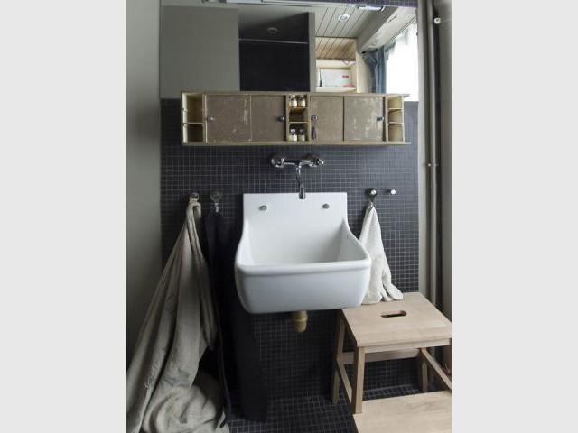 Salle de bains - Studio 29m²