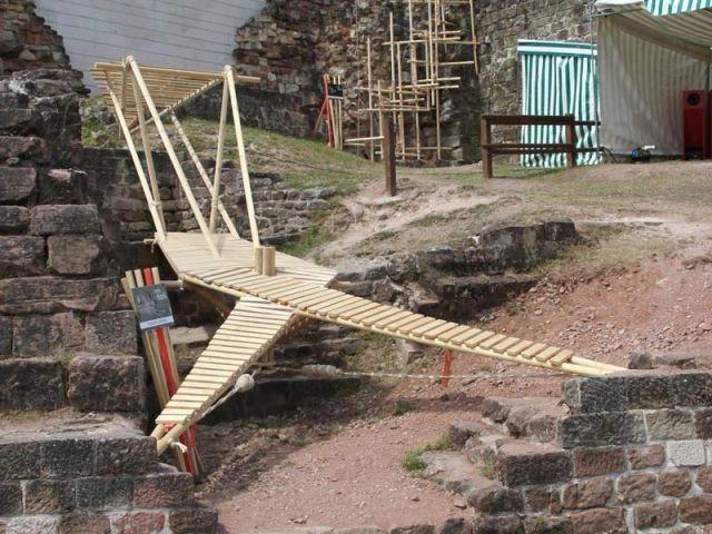 Equilibre - Défis du bois 2011
