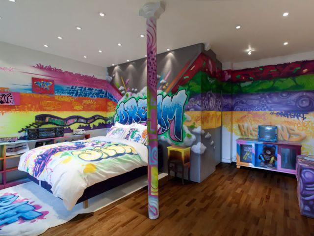 Une chambre de luxe - Hästens - Graff'Art DR