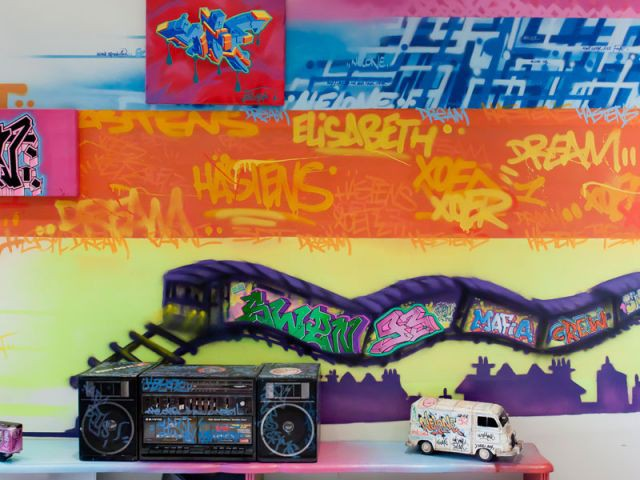 Graff de luxe - Hästens - Graff'Art DR