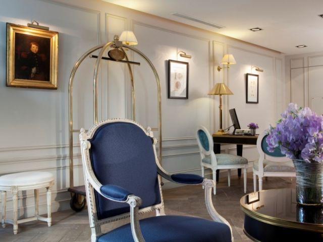 Réception - Hôtel de Buci