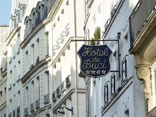 L'hôtel - Hôtel de Buci