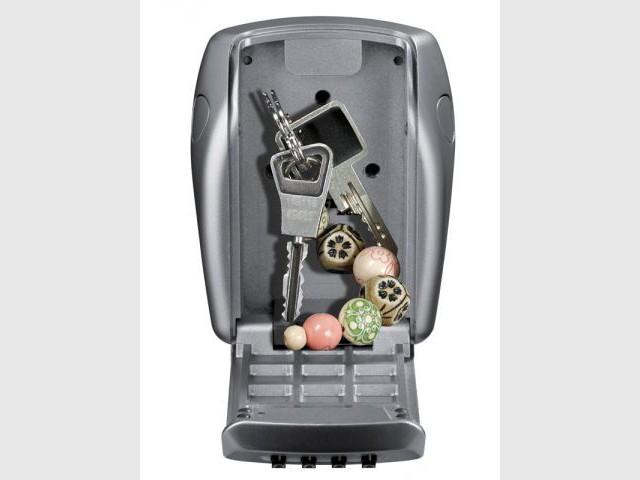 Coffre-fort pour clés - sécurité