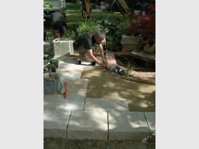 Nature - Reportage jardin Grimaldi
