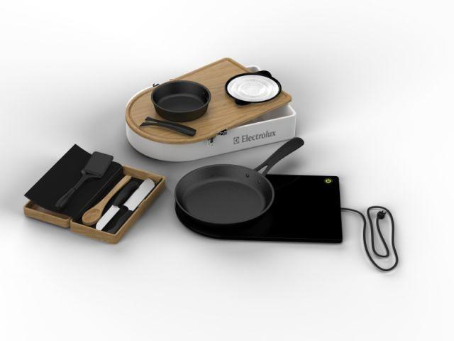 Cuisine mobile - Electrolux
