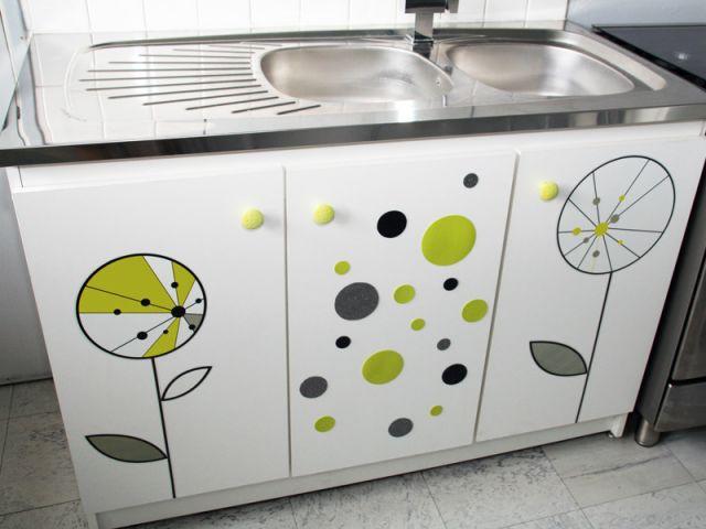 customiser un meuble de cuisine. Black Bedroom Furniture Sets. Home Design Ideas