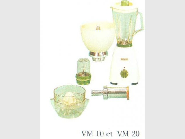 1964 : le VM 10 - Thermomix
