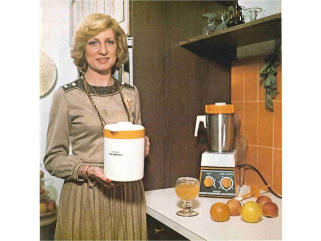 1977 : le VM 2200 - Thermomix