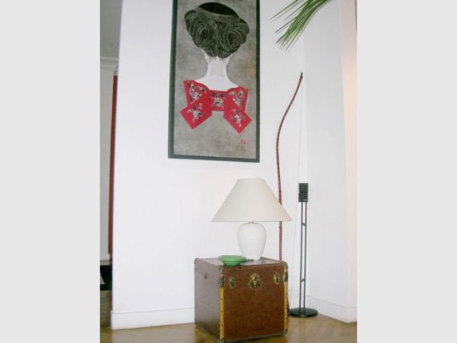 Tableaux asiatiques modernes - Appartement Asie moderne