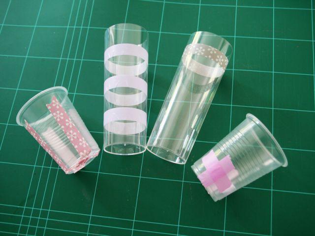 La vaisselle : customisation des verres - Les Ateliers de Mireia
