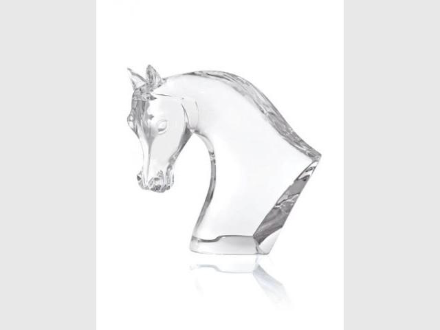 Tête de cheval - Lalique SA