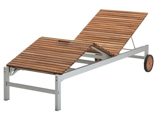 s lection de chaises longues ultra styl es. Black Bedroom Furniture Sets. Home Design Ideas