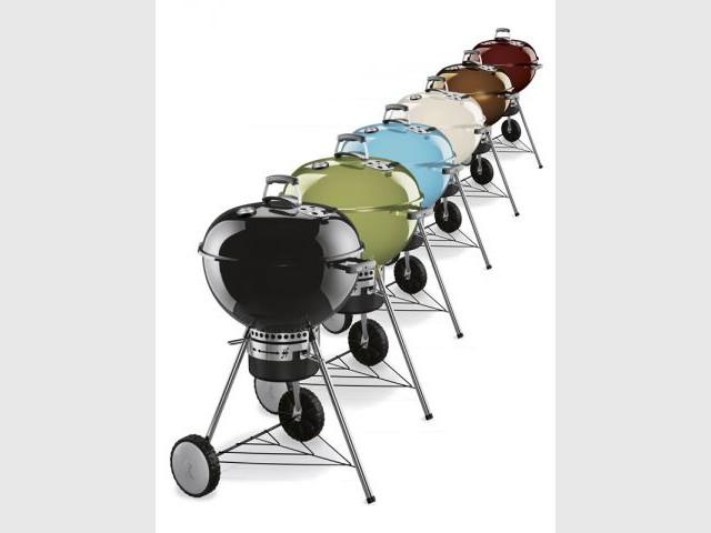 Charbon - Pratique - Sélection barbecues