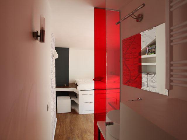 Un studio de 16m2 qui rivalise d'ingéniosité (suite) - Kiarchitecture