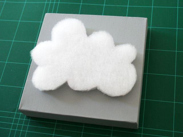 Le cadre nuage - Les Ateliers de Mireia