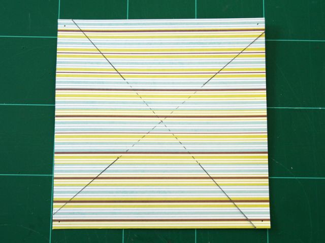 Le cadre moulin à vent : préparation - Les Ateliers de Mireia