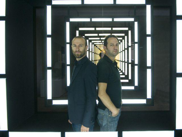 Pierre et Joël Rodière, de Trafik - VS Trafik