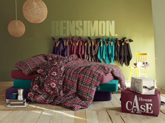 Collaboration 3 Suisses - Collection Bensimon
