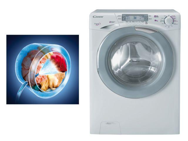 Mélange eau-lessive - Traitement du linge