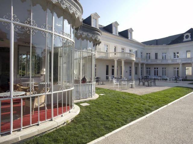 Hôtel Château Belmont