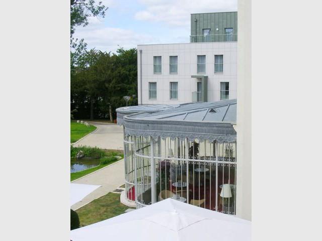 Nouvelle aile - Hôtel Château Belmont