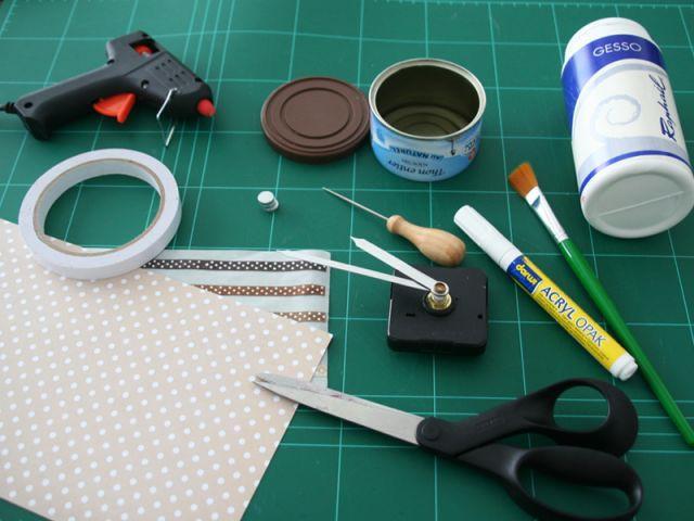 La pendule : le matériel - Les Ateliers de Mireia