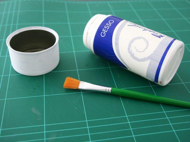 La pendule : la préparation de la boîte - Les Ateliers de Mireia