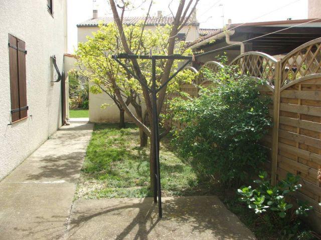 Jardin avant : verger - Arcambal