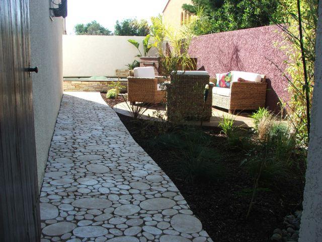 Nouveau jardin - Arcambal