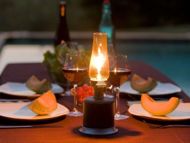 Lanterne - Luminaires jardin