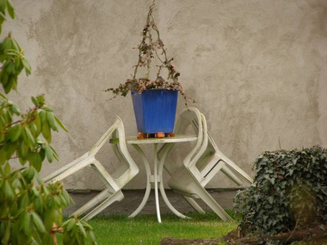 raviver meubles jardin en plastique