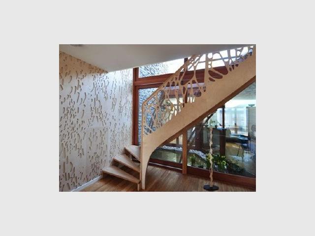 Escalier - maison
