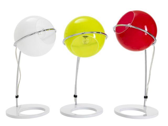 Pop et coloré - Sélection lampes de bureau