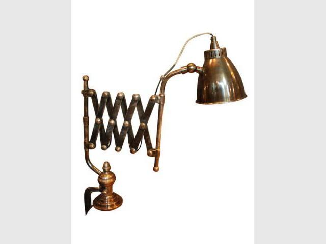 Rétro - Sélection lampes de bureau