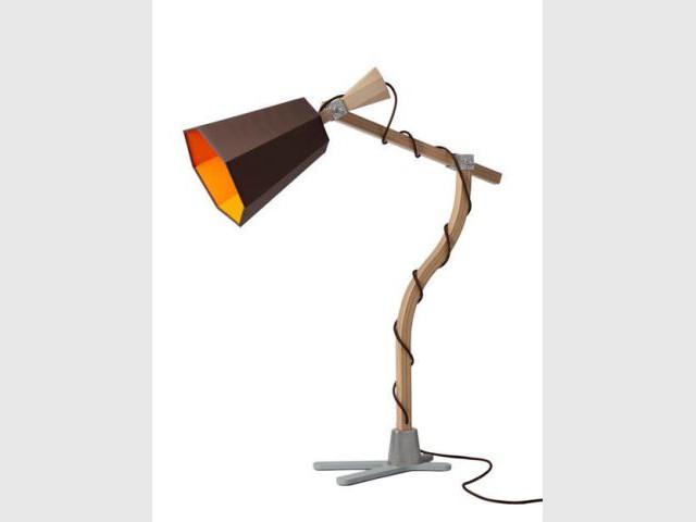 Corsée - Sélection lampes de bureau