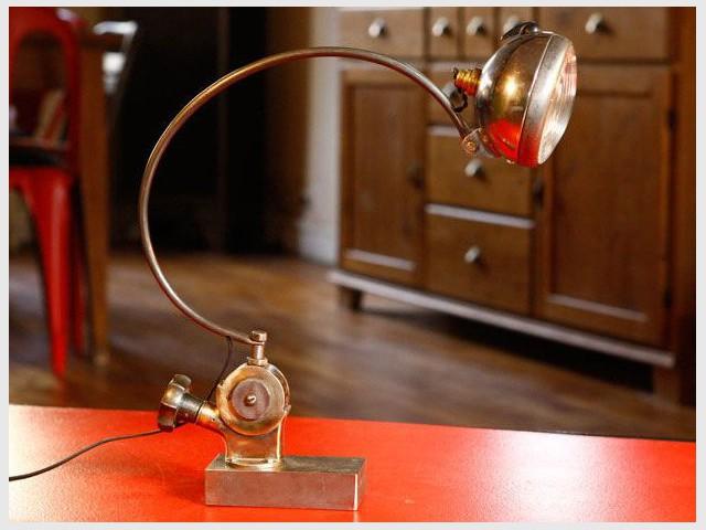 Années 30 - Sélection lampes de bureau