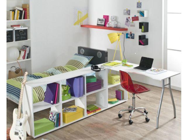 Le bureau pop dans la chambre d'ado - Dix bureaux, dix ambiances