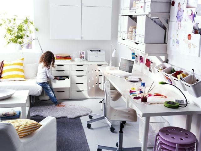 Le bureau familial - Dix bureaux, dix ambiances