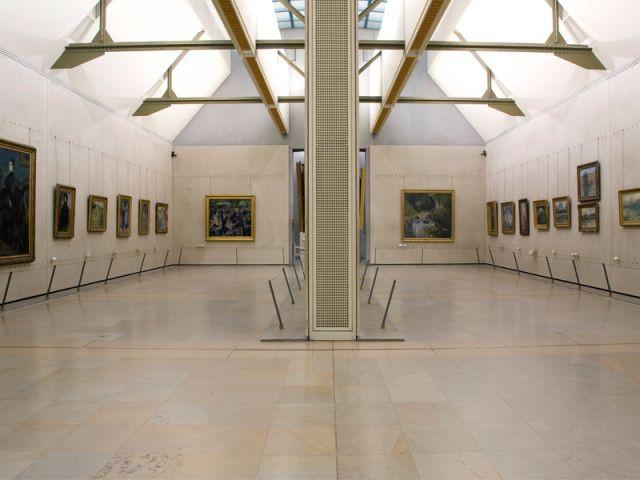 Galerie des impressionnistes avant - Sophie Boegly