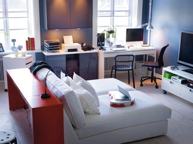 La place du bureau dans la maison - Bien choisir son mobilier de bureau