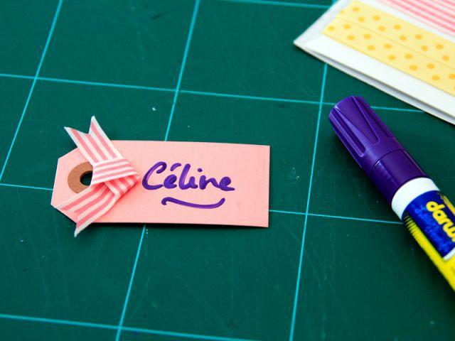L'étiquette - Les Ateliers de Mireia