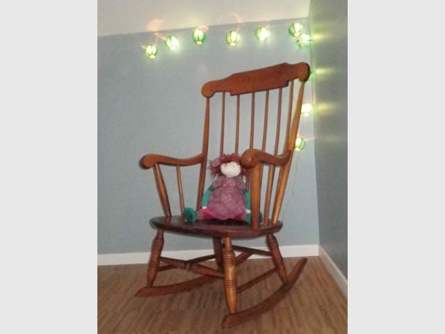 Chambre de bébé - Lampions - Reportage chambre enfant