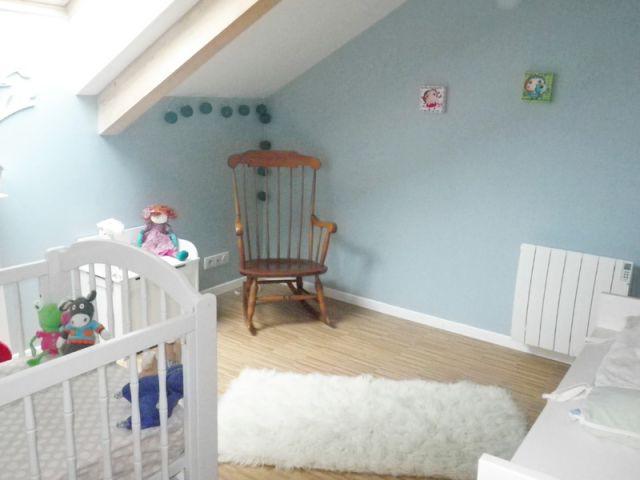 Chambre de bébé - Tapis - Reportage chambre enfant